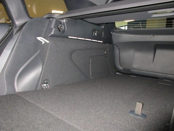 Corolla TS trunk
