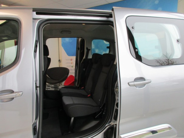 ProAce City Verso sliding doors left and right