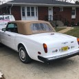 One expects to see certain things in suburban driveways during wintertime… but a Rolls-Royce Corniche? Not so much. Even back in the 1980s when this example was built, I considered […]