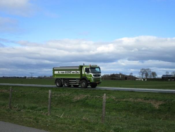 2012 Terberg FM 1350 WDG 6x6 dump truck