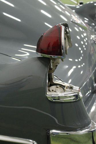 1949 Cadillac Series 61 Sedanette.