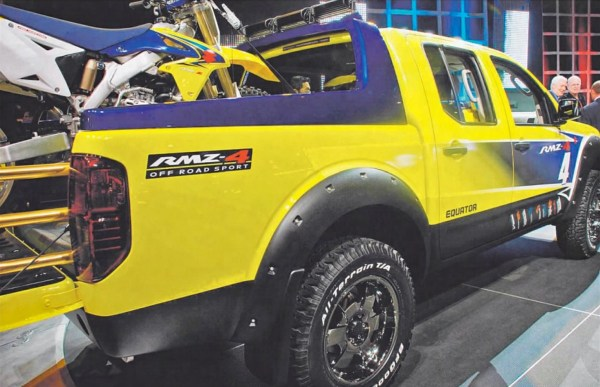Suzuki Equator 2008 Chicago Auto Show
