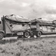 I'm going to let you figure that out. As to the truck, it's one of Convoy's home built jobs. Update: Photo dated May 4, 1959