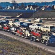 Another extra-long convoy of Opel Kadetts being hauled by Convoy N-Series Ford #341 in Portland, OR. The Kadett was enjoying its stay in the number two selling import slot behind […]
