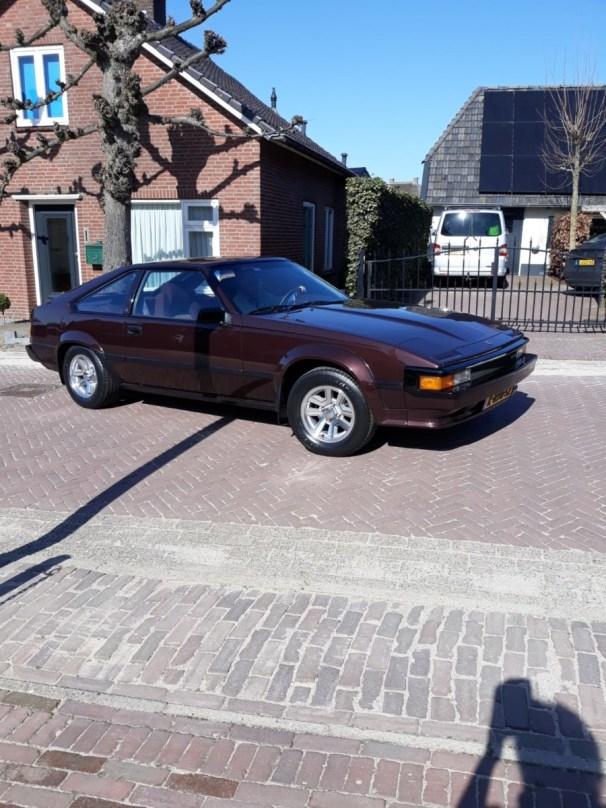 1984 Celica Supra - 14