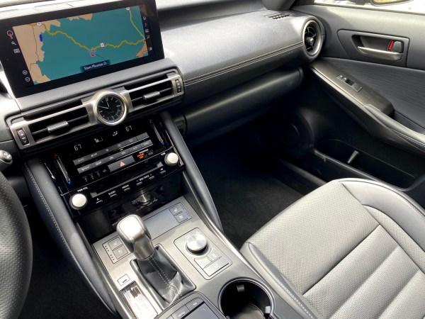 2021 Lexus IS 350 AWD F Sport