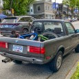 I was headed north the other day when I saw this southbound apparition pull over at a meter on the other side of Commercial Drive. Gladys provided a parking space […]