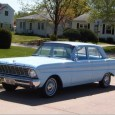 (first posted 4/15/2012)  Of the three US compacts introduced for the 1960 model year, the utterly conventional Falcon was the most successful, so much so that Chevrolet and Chrysler […]