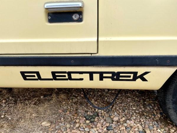 1979 Unique Mobility Electrek 2+2