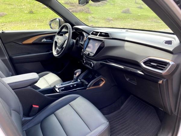 2021 Chevrolet Trailblazer AWD Activ
