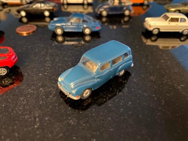 Wiking HO Auto Union Universal
