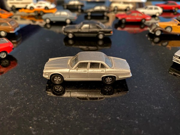 Herpa HO Jaguar XJ6