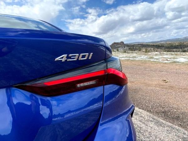 2021 BMW 430i xDrive Coupe