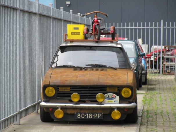 1971 Opel Kadett B