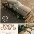 The first Camry. Who would have thought in 1983 that this would come to dominate the passenger car best seller charts for so many years, only to be finally […]