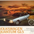 The VW Quantum (Passat B2) received two new engines in 1983: the 2.2 L five borrowed directly from Audi, and the brand new (and first) turbo-diesel four. The GL5 model, […]