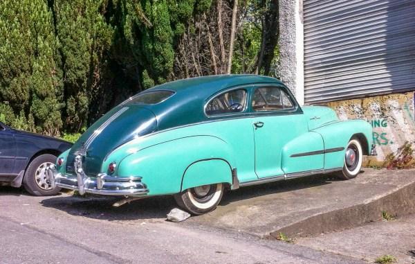 1948 Pontiac RHS