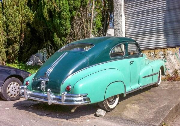 1948 Pontiac RR34