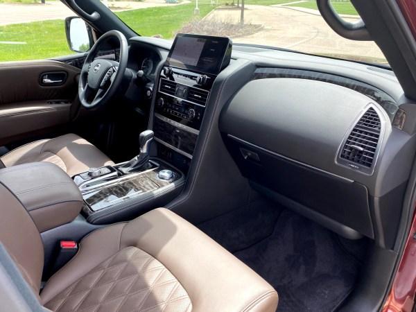 2021 Nissan Armada Platinum 4WD Auto