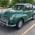 In the never-ending hunt to find and photograph curbside classics, you never know when you'll come upon something that is a real head-scratcher. To wit: this Morris Minor 1000, which […]