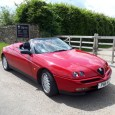 There comes a time when a gentleman has to move on to an Alfa Romeo Spider. That moment comes to many of us, and whilst not everyone may be able […]