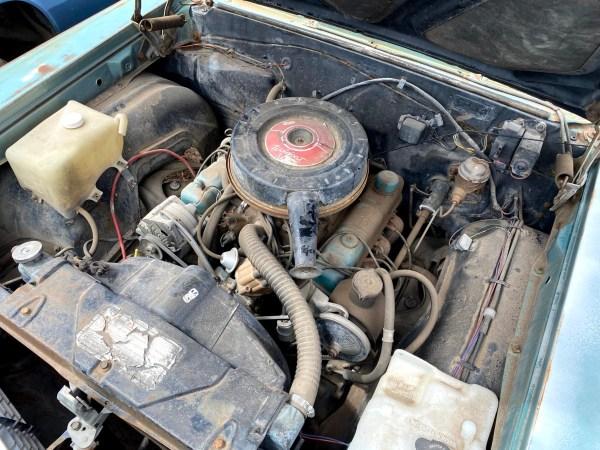 1965 Buick Skylark V8
