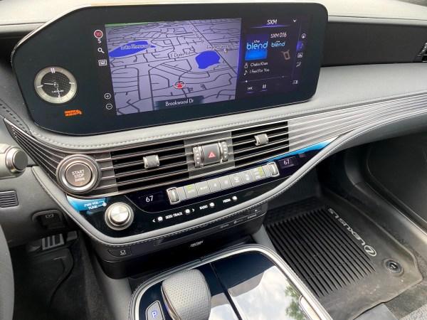 2021 Lexus LS 500 F Sport AWD
