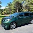 Kermit The Frog may have had his own reasons for complaining that it's not easy being green, however in the case of the 2021 Toyota Sienna minivan, that is certainly […]