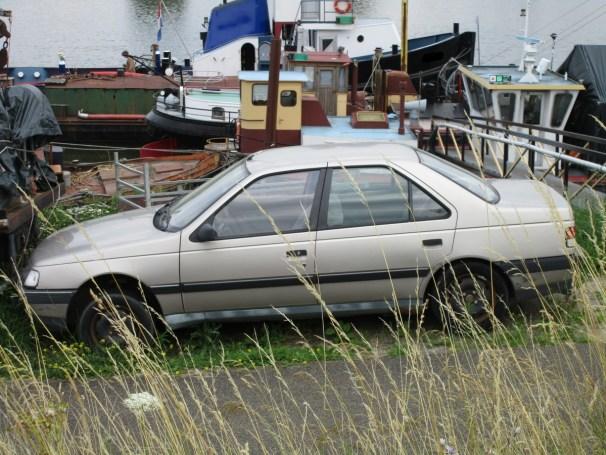 1988 Peugeot 405 - 1