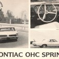 The Pontiac OHC six is a perfect example of the pitfalls of how GM was organized and run back in the day. The divisions had a fair amount of leeway […]