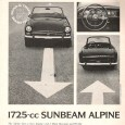 The Alpine was Rootes competitor to the MG. That was the MGA back when the first Alpine (with its pointy fins) arrived in 1960, with its 1494 cc four making […]