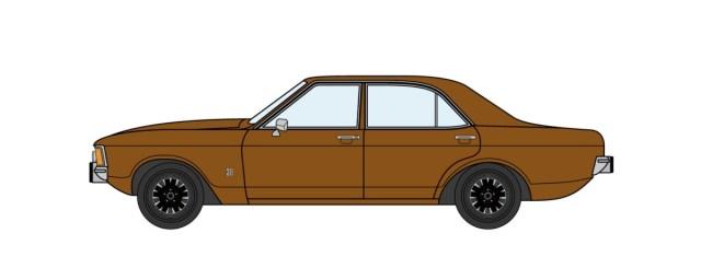 1974 Ford Granada Consul