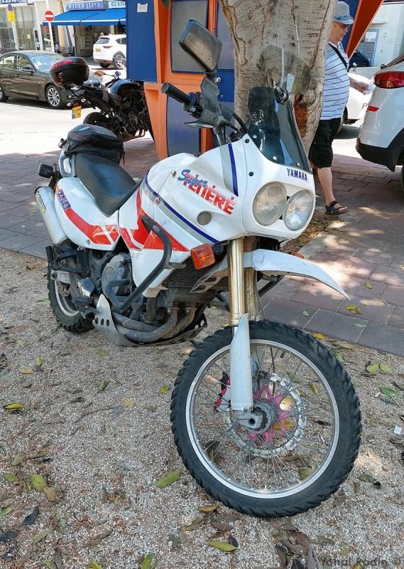 1995 Yamaha XTZ 750 Super Tenere