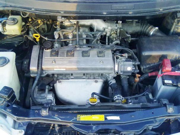 Toyota E110 1,587 cc