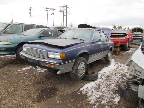 1988 Cadillac Cimarron
