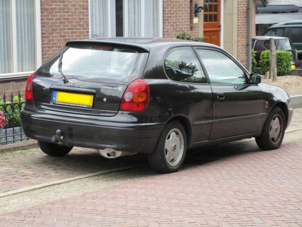1998 Corolla hatchback 1.6 - 3