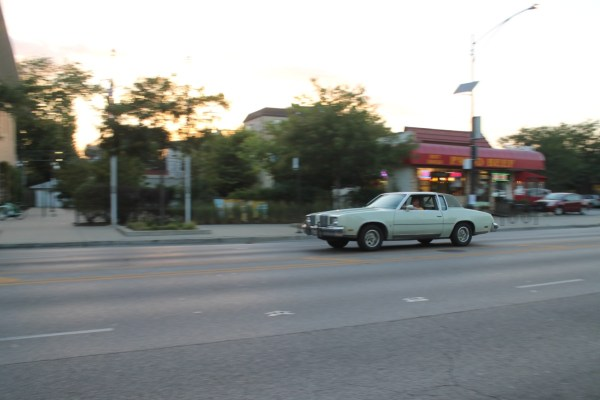 1979 Oldsmobile Cutlass Supreme. Edgewater, Chicago, Illinois. Monday, August 23, 2021.