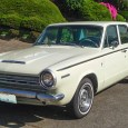 Around 2004 I spotted this tooth-enamel white '64 Dart, an eight- (or three-) minute walk uphill from (or downhill to) my grandfather Stern's house in Seattle, or a 1-minute drive […]