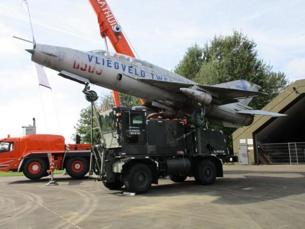 Jet carrier - 1