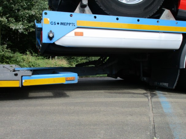 2017 GS Meppel - trailer coupling