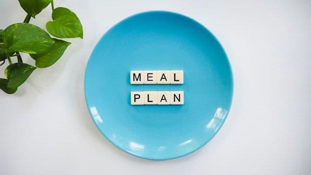 वजन घटाने के लिए बेहतरीन आहार प्लान