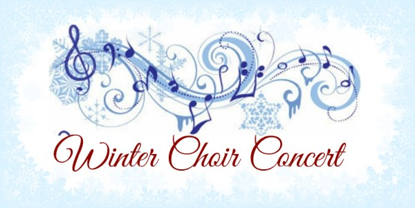 roeper school winter choir