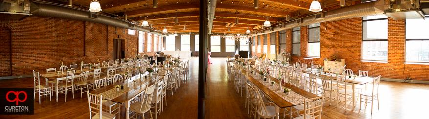 Huguenot Loft Wedding  GreenvilleSC Wedding Photography