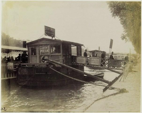 1898-1900, Paris