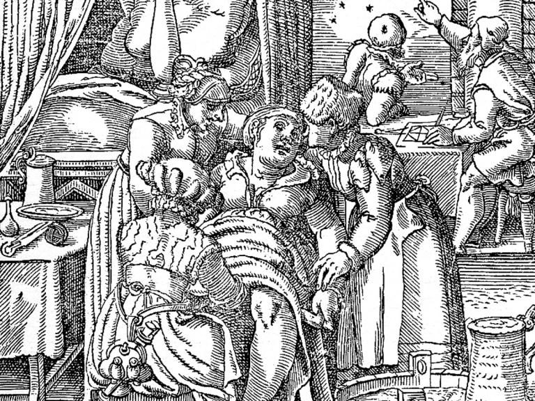 9 mois de superstitions : croyances sur l'accouchement au XIXe siècle