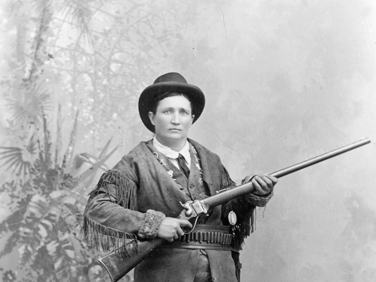 L'insaisissable Calamity Jane