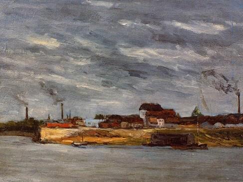 Javel, un village au bord de l'eau