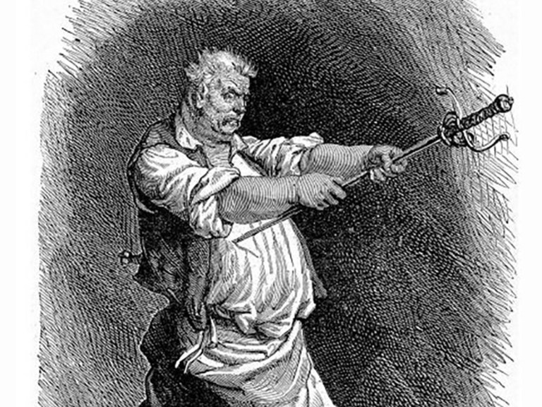 Vatel, organisateur des festins à Chantilly, s'est suicidé pour du poisson en retard