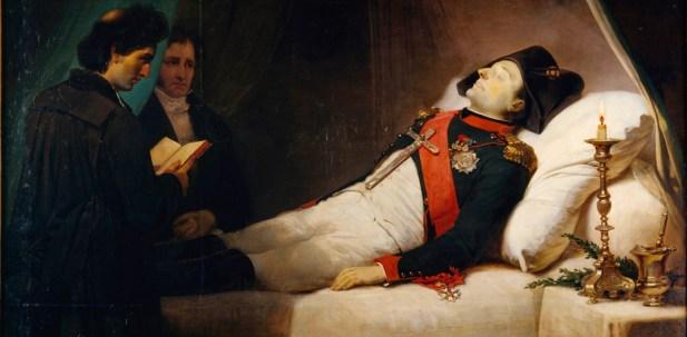 смерть Наполеона