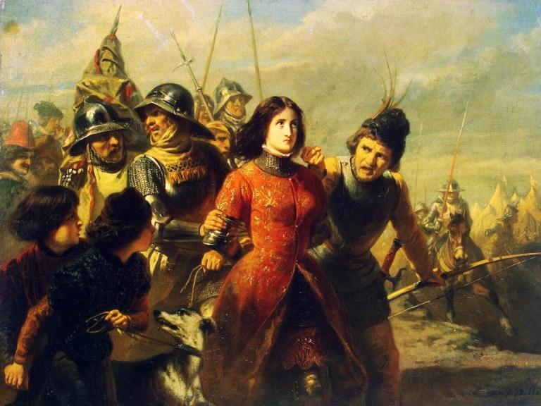 Jeanne d'Arc : Petites histoires, grandes questions…